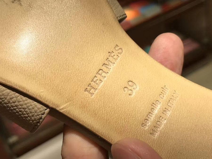 H经典中跟拖鞋高端订制独家品质 s2 风衣灰 trench