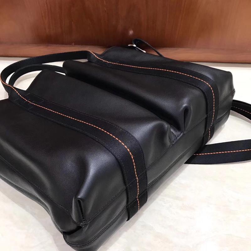 HERMES 爱马仕 大篷车经典款 黑色 配全套专柜原版包装