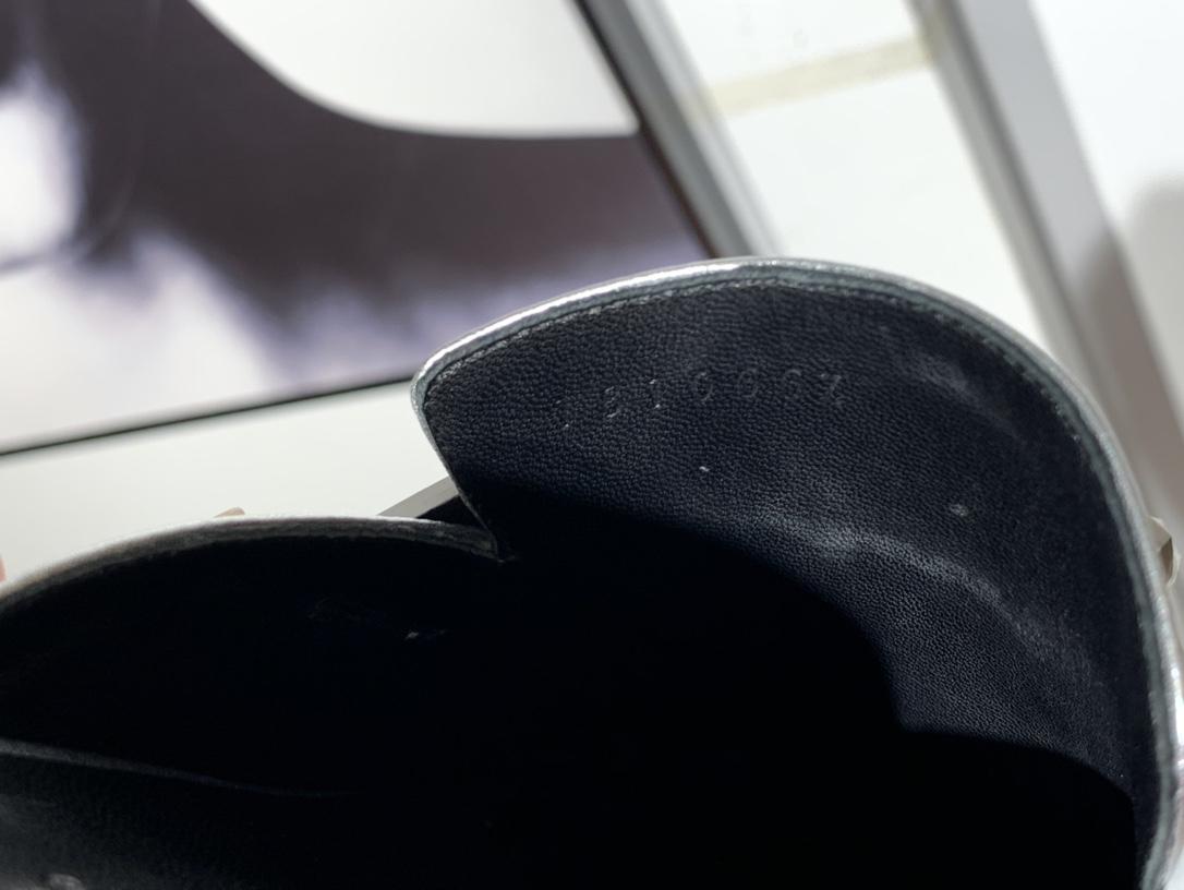 爱马.仕 2019秋冬新款女款穆勒乐福鞋 康康H扣流苏鞋 半拖式一脚蹬 山羊皮 银色(无带流苏) 可预定带流苏款 35~41(偏小一码)