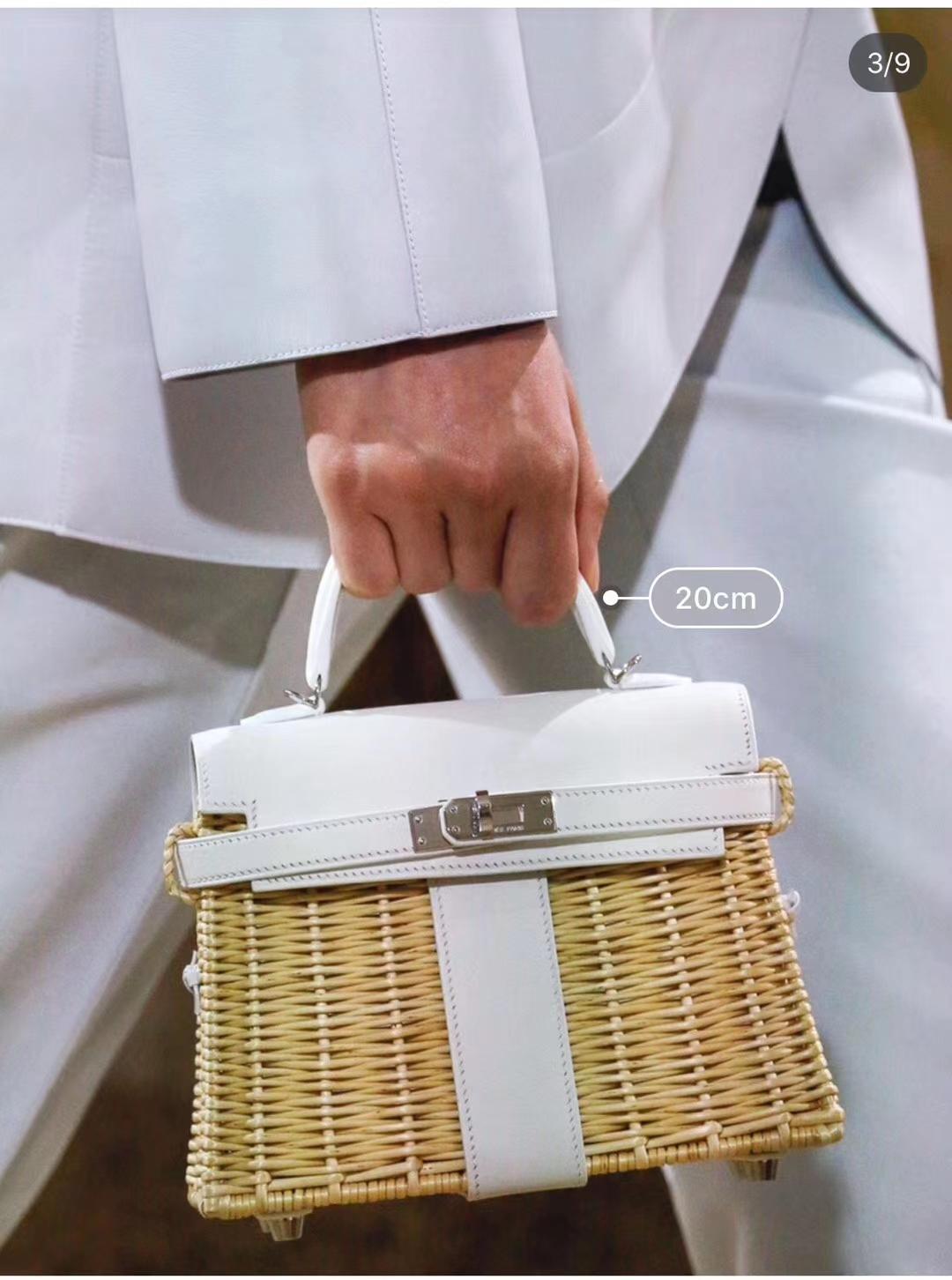 爱马仕中国官网 kelly picnic 20cm 小可爱 现货