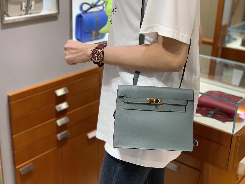 爱马仕香港官网 Kellydanse 可以6种背法 肩背 斜挎 后背包 手提 腰包 手包  现货